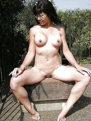 bonny asian mature milf