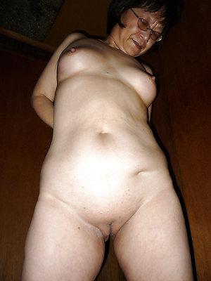 lovely grown up unadorned asian body of men