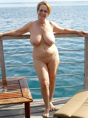horrific mature littoral nudists pictures