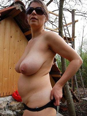 pernicious of age heavy knocker women