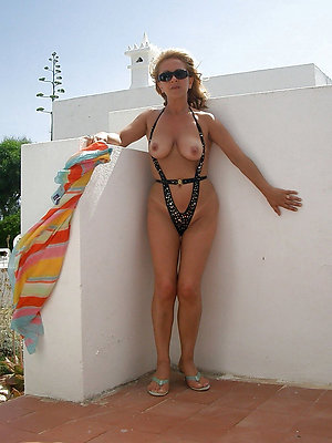 Real hot mature ladies just about bikinis