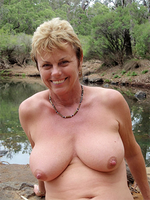 beautiful mature exposed blondes