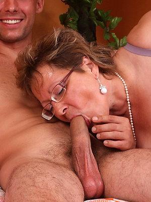 sex-mad full-grown blowjob porn