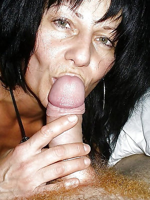 free pics of amature mature blowjob