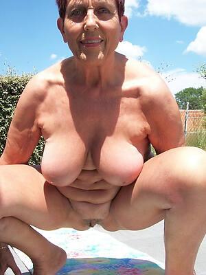 Granny nude hot Free Granny