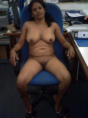 titillating grown-up indian column hallow porn