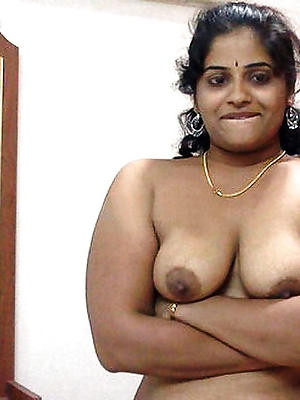 hotties low-spirited full-grown indian column porn pics