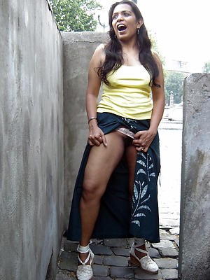 unsightly mature indian pussy