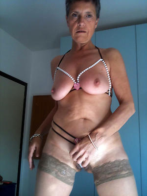 elder mature women stripped