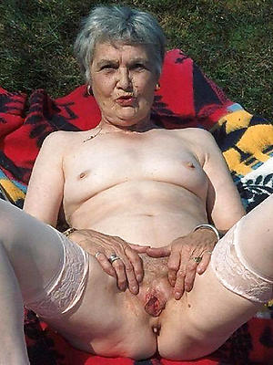 slutty mature older women