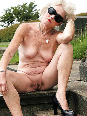 nasty mature older nude body of men