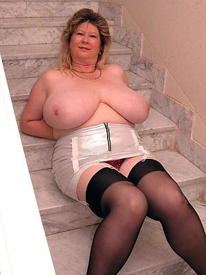 superb grown-up milf chubby interior
