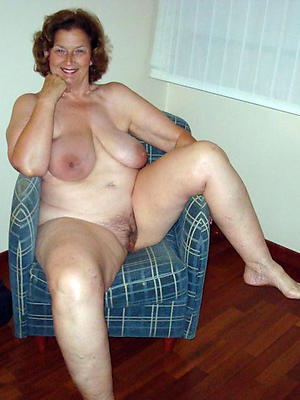 Homemade thick mature