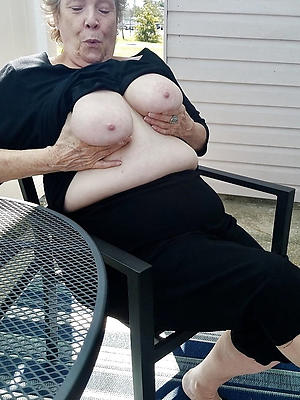 curvy old lady pictures