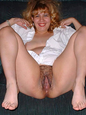 nasty mature unshaved