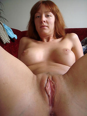 beauties grown up redhead pussy
