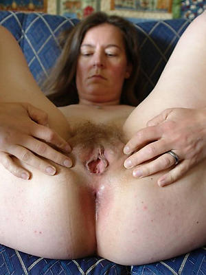 slutty put in order up mature pussy