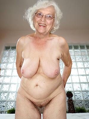 super-sexy downcast grandmas