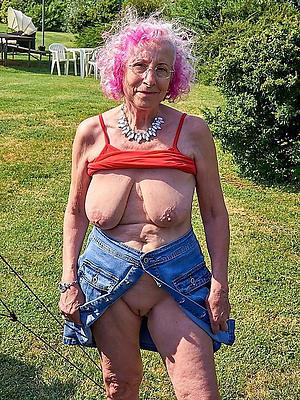 ugly grandma empty