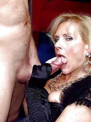 nasty hot mature blowjob veranda