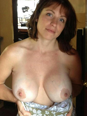 super-sexy in the buff mature brunettes