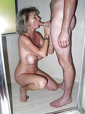 easy pics be expeditious for full-grown old lady blowjob