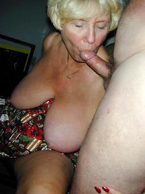 beauties matured old woman blowjob