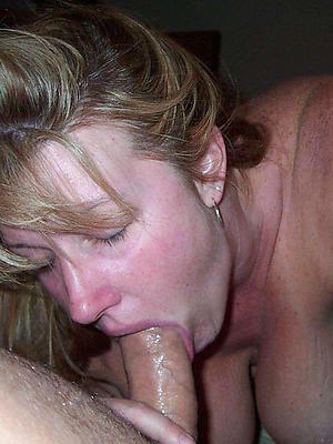 homemade mature women blowjobs