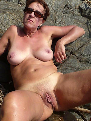 slutty natural mature milf