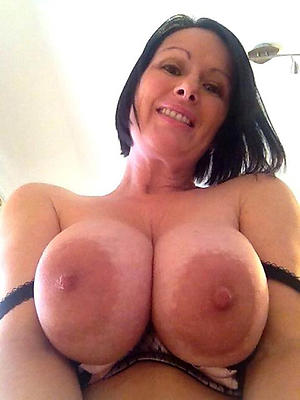slutty full-grown old woman tits homemade pics