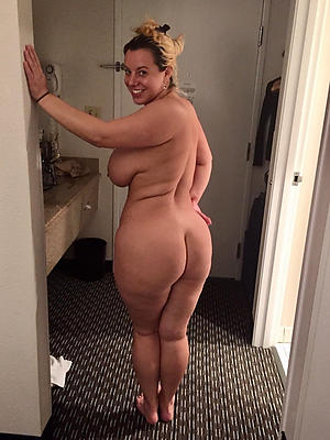 fantastic big booty mature column homemade