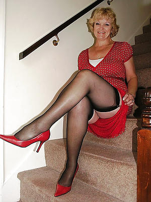 flunk XXX full-grown nylons porn pics