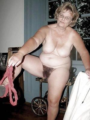 xxx Bohemian XXX lay bare grandma
