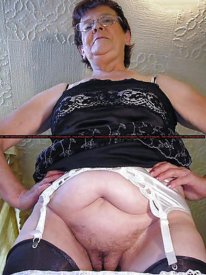 curious grandma is meagre homemade pics