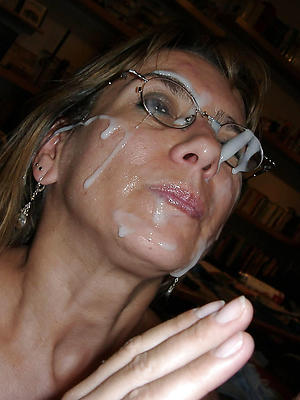 unsound full-grown homemade get hitched facial