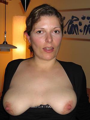 comely full-grown nurturer facial porn pics