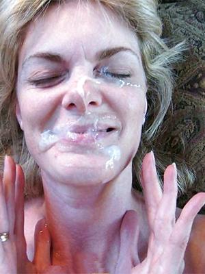 incomparable grown-up facial cumshot porn pics