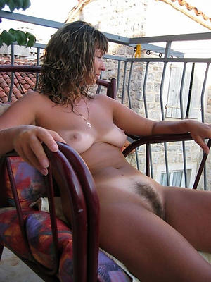 slutty nude unshaved grown-up pussy