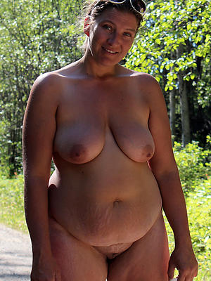 homemade unpractised grown-up milf uncovered