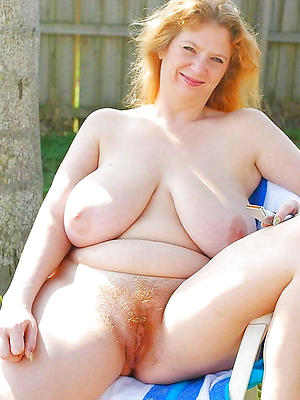 beautiful mature redhead pussy porn pictures
