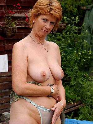 unorthodox pics be useful to of age redhead pussy