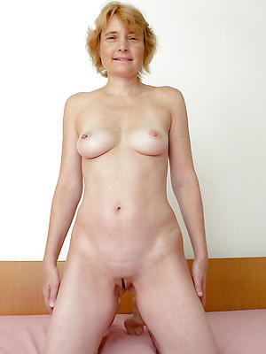 of the first water european milf in one's birthday suit pictures