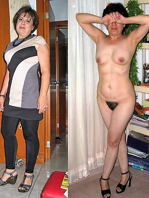 crazy women dressed undressed pics