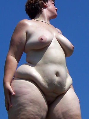 adult bbw nuisance bared