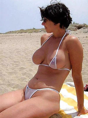 gorgeous mature revolutionary bikini