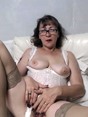 slutty full-grown milfs depart from 50 homemade pics