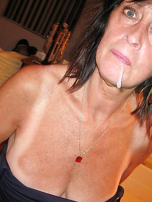 hellacious of age pussy intemperance 50 homemade pics