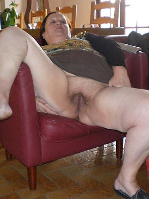 homemade fat mature woman bring to light