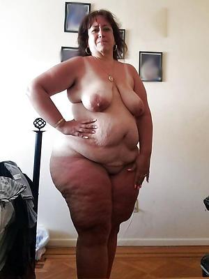 nackt fett woomen