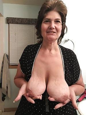 A- elderly women basic pics